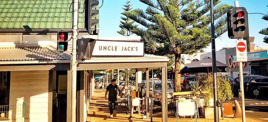 Uncle Jacks